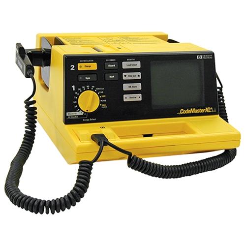 HP Codemaster XL+ Defibrillator