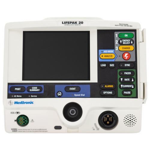 Stryker Physio-Control Lifepak 20