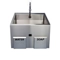 Scrub Sink Model ES25-IR-MB
