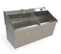 Scrub Sink Model SS64-IRs - Soma Technology, Inc