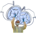 iCE 25 LED Surgical Lighting System - Soma Technology, Inc.