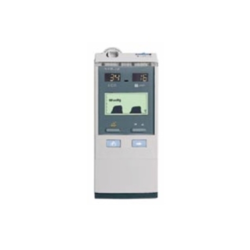 Nellcor NPB 70 CO2 Monitor Featuring a Low Sample Rate of 50
