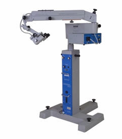 Zeiss OPMI 1-FC on S2 Stand Surgical Microscope
