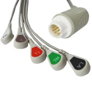 ECG/EKG Cables and Leads - Soma Technology, Inc.