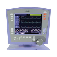 BD CareFusion Avea Ventilator Flu Season Rentals