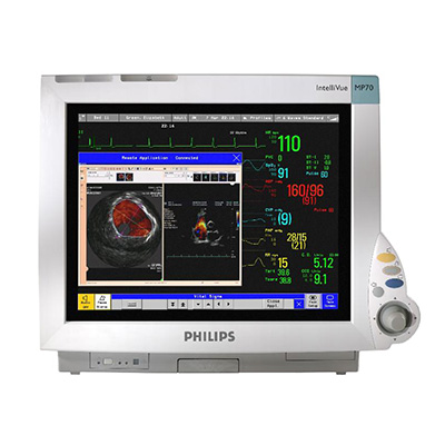 Philips IntelliVue MP70 - Soma Technology, Inc.