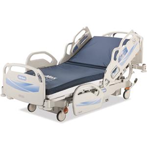 Hillrom Advanta 2 Icu Bed Featuring Intellidrive Powered Transport System