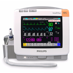 Philips IntelliVue MP5 is a Powerful Touchscreen Patient Monitor
