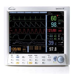 305consumables datascope mindray spectrum patient monitor.