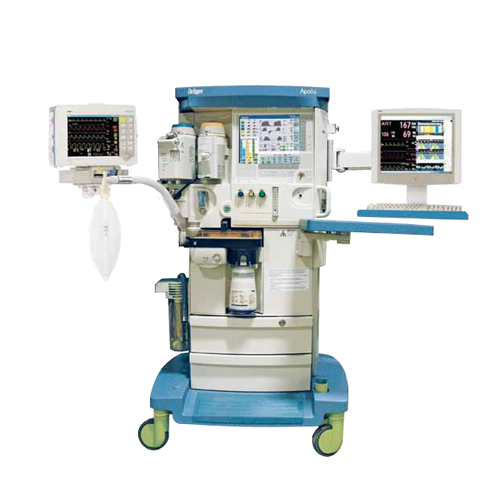 Dräger Apollo Anesthesia Machine - Soma Technology, Inc.