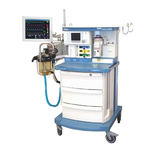 Used and Refurbished Drager Fabius GS Anesthesia Machine - Soma Technology, Inc.