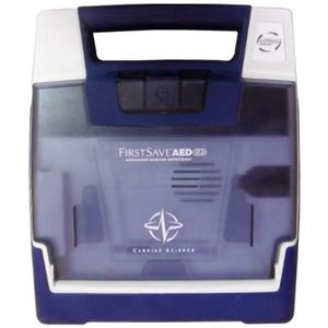 Cardiac Science FirstSave AED G3 - AED - Soma Tech Intl