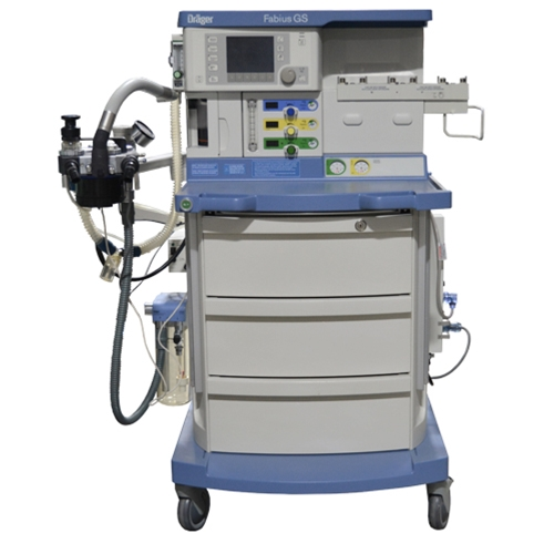 Drager Fabius GS - Anesthesia Machine - Soma Technology, Inc.