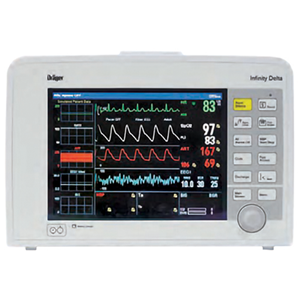 Drager Infinity Delta - Patient Monitor - Soma Tech Intl.