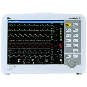 Drager Infinity Delta XL - Patient Monitor - Soma Technology, Inc.