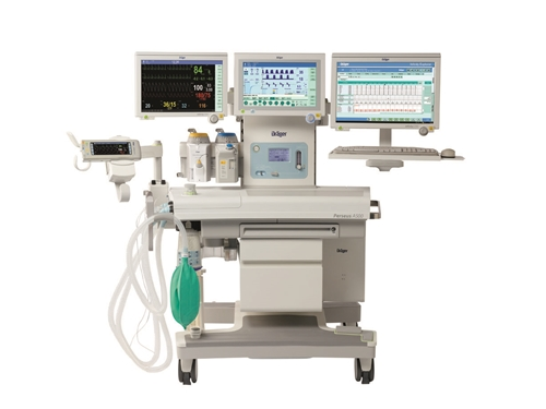 Dräger Perseus A500 - Soma Technology, Inc.