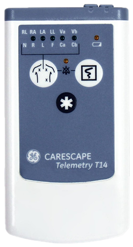 Carescape Telemetry T14 - Soma Technology, Inc.