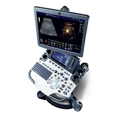 GE LOGIQ S8 Ultrasound Machine - Soma Technology, Inc.