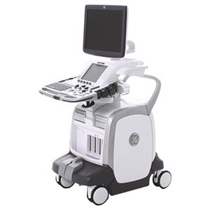 GE LOGIQ E9 Ultrasound Machine - Soma Technology, Inc.