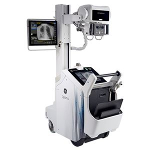 GE Optima XR240amx - Portable X-ray Machines - Soma Technology, Inc.