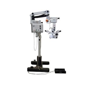 Leica Wild M690 on MSC Stand surgical microscope - Soma Tech Intl