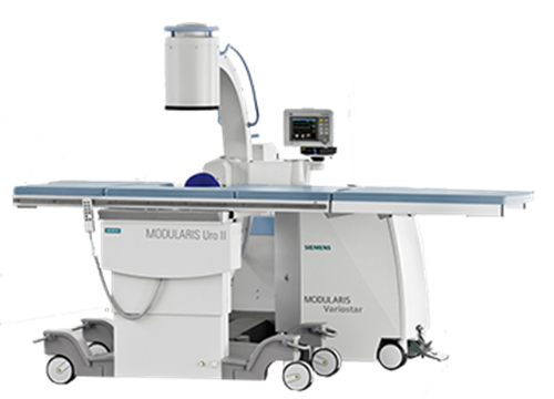 Siemens MODULARIS Uro II - Soma Technology, Inc.