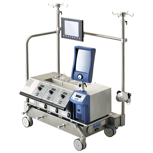Medtronic Century Heart Lung Machine - Soma Technology, Inc.