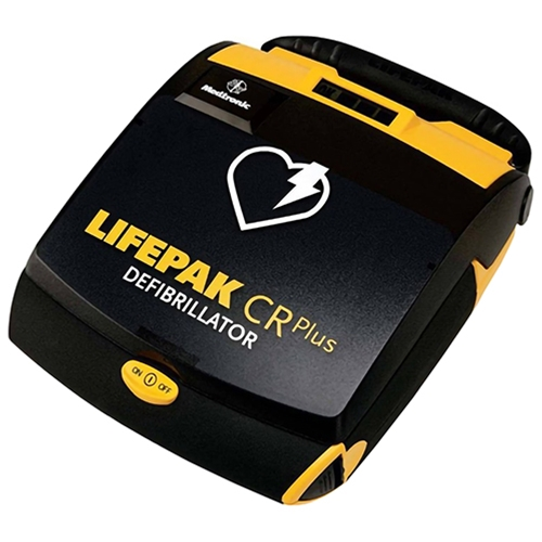 Physio-Control Lifepak CR Plus - AED - Soma Technology, Inc.