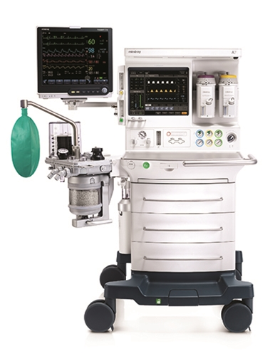 Mindray A7 Anesthesia Machine - Soma Technology, Inc.