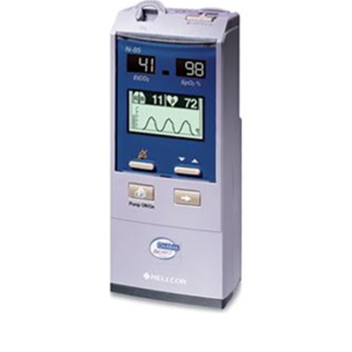 Nellcor N-85 CO2 Monitor - Soma Technology, Inc.