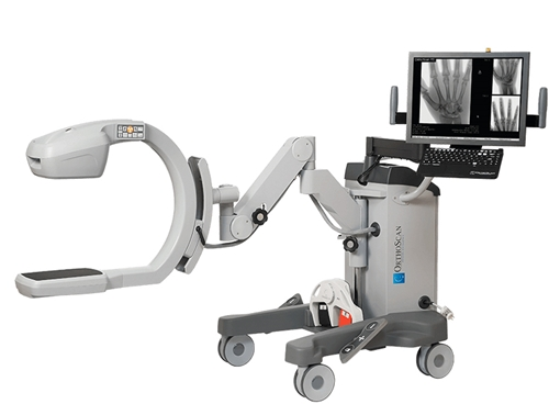 Orthoscan FD Pulse Mini C-Arm - Soma Technology, Inc.