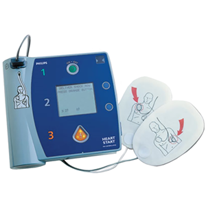 Philips Heartstart FR2 - AED - Soma Technology, Inc.