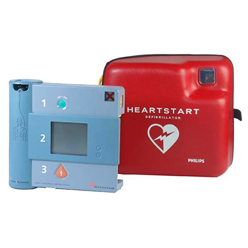 Philips Heartstart FR1 - AED - Soma Technology, Inc.
