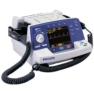 Philips HeartStart XL M4735A - Defibrillator - Soma Technology, Inc.