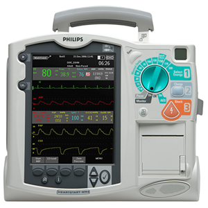 HeartStart MRx - Defibrillator - Soma Technology, Inc.