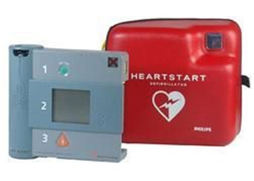 Philips Heartstart FR1 - Soma Technology, Inc.