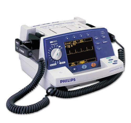 Philips HeartstartXL M4735A Defibrillator - Soma Technology, Inc.