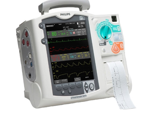 Philips Heartstart MRX Defibrillator - Soma Technology, Inc.