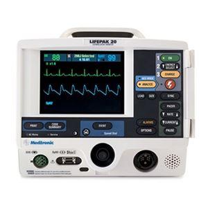 Physio Control Lifepak Defibrillator - Soma Technology, Inc.