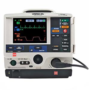 Physio Control Lifepak 20e Defibrillator - Soma Technology, Inc.