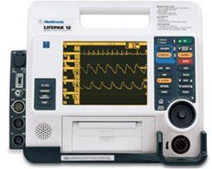 Physio Control Lifepak 12 - Soma Technology, Inc.