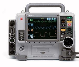 Physio Control Lifepak 15 Defibrillator - Soma Technology, Inc.