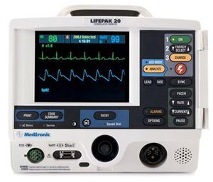 Physio Control Lifepak 20 Defibrillator - Soma Technology, Inc.