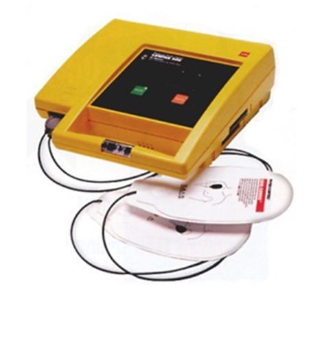 Physio Control Lifepak 500 Defibrillator - Soma Technology, Inc.