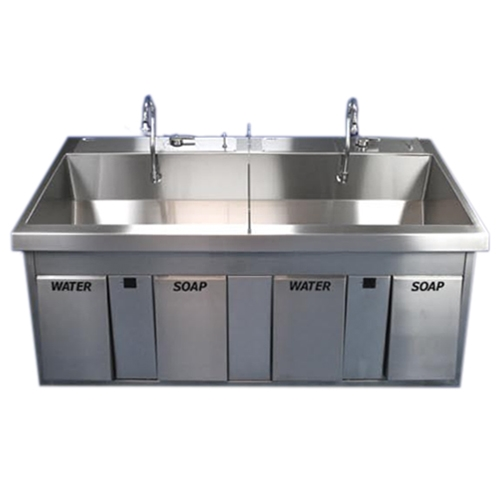 Scrub Sink Model SS64-IR-MB