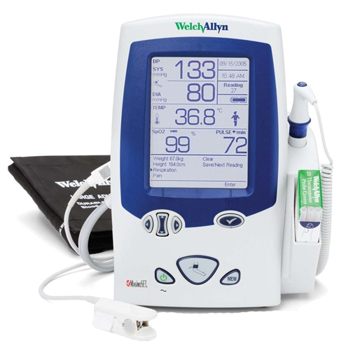 Welch Allyn Spot Vital Signs Lxi - Soma Technology, Inc.