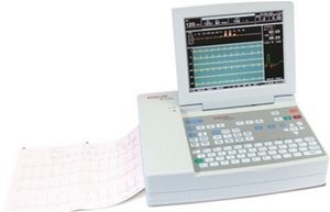 Schiller At 10 Plus EKG - Soma Technology, Inc.