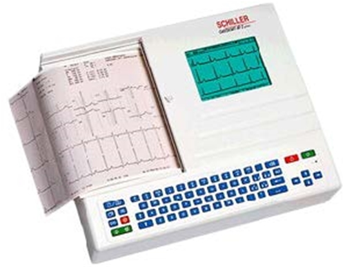 Welch Allyn Schiller At 2 Plus EKG - Soma Technology, Inc.