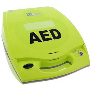 Zoll AED Plus - AED - Soma Technology, Inc.