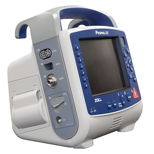Zoll Propaq MD Defibrillator - Soma Technology, Inc